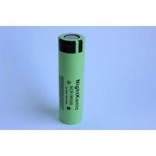 NightKonic 18650 akumulators